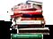 Knihy, studium
